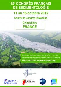 Affiche_congres_des_sedimentologues_2015