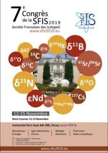 Affiche SFIS2019